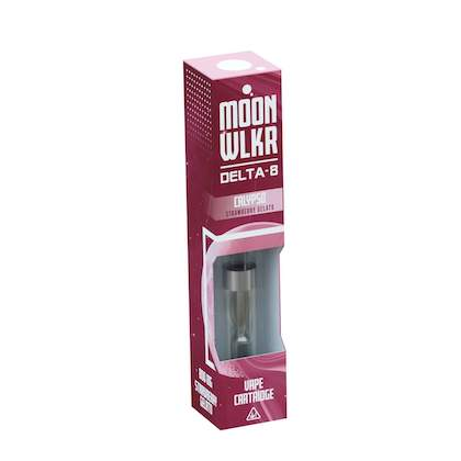 MoonWlkr D-8 THC Carts