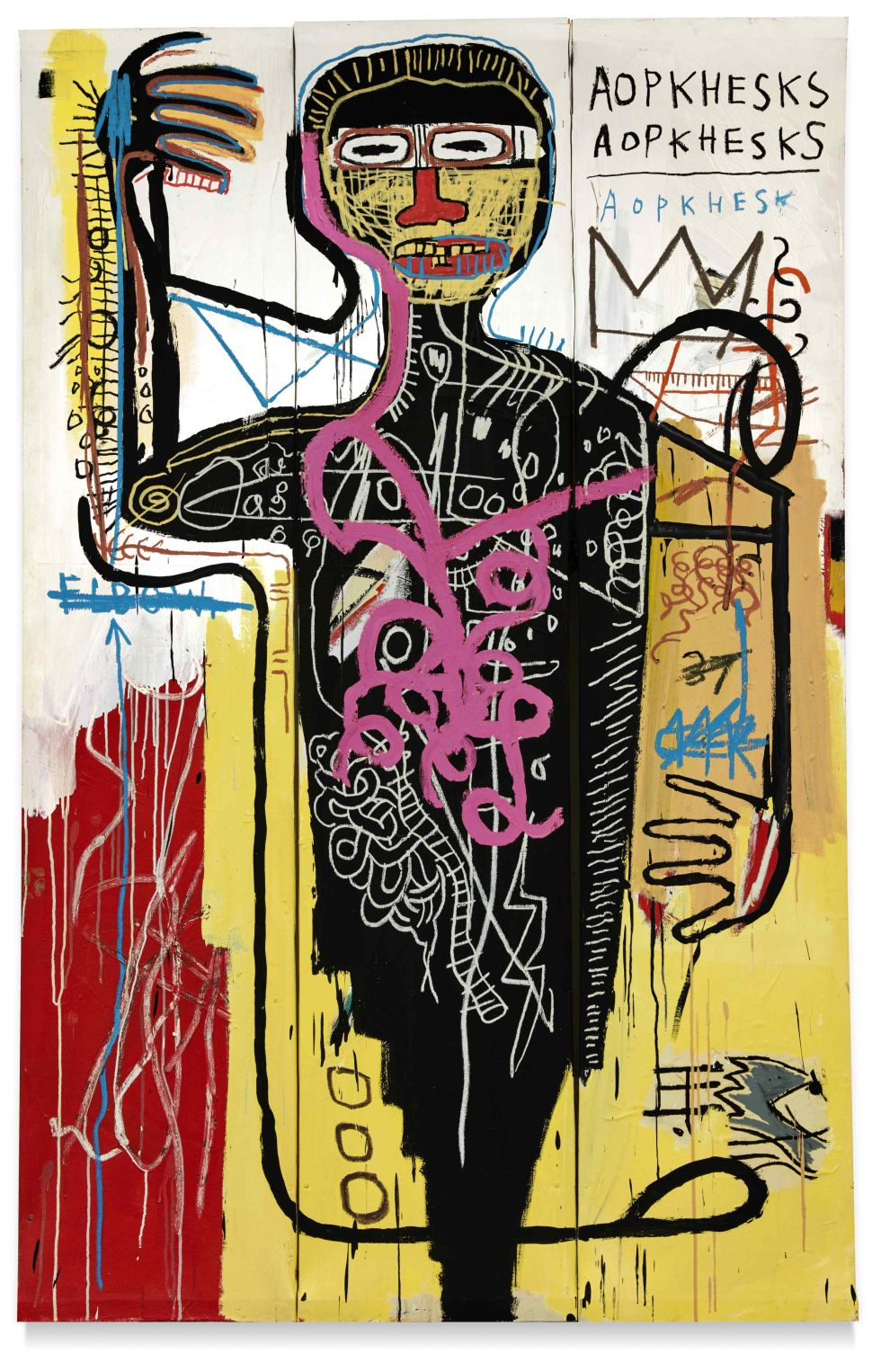 This Basquiat Masterpiece Should Fetch a Huge Sum for Sotheby's in May