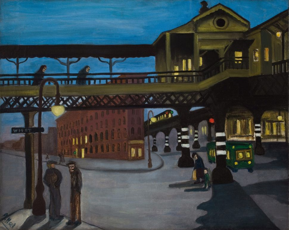 'People Come First' at the Alice Neel Retrospective at The Met