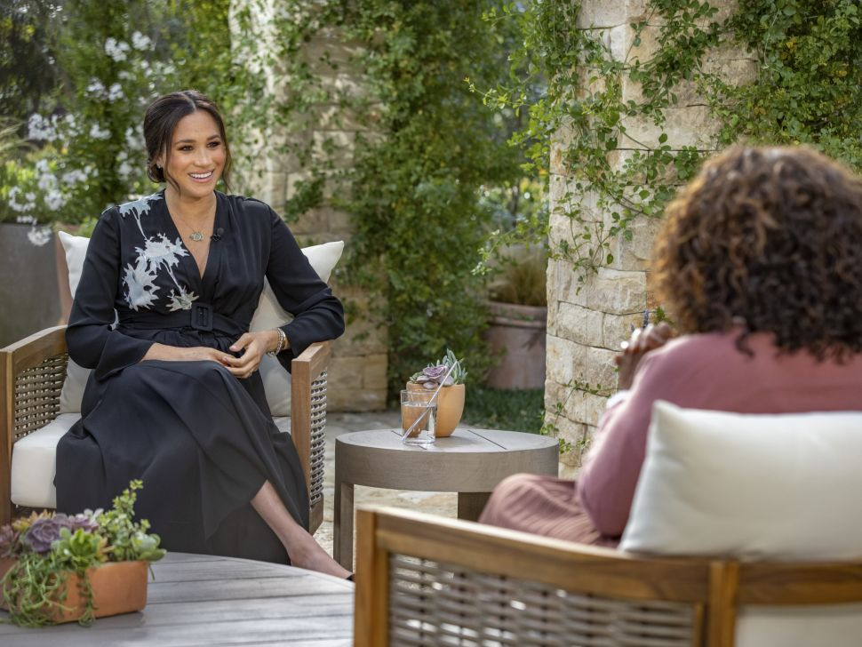 Meghan Markle Felt Liberated After the Sussexes' Interview With Oprah Winfrey