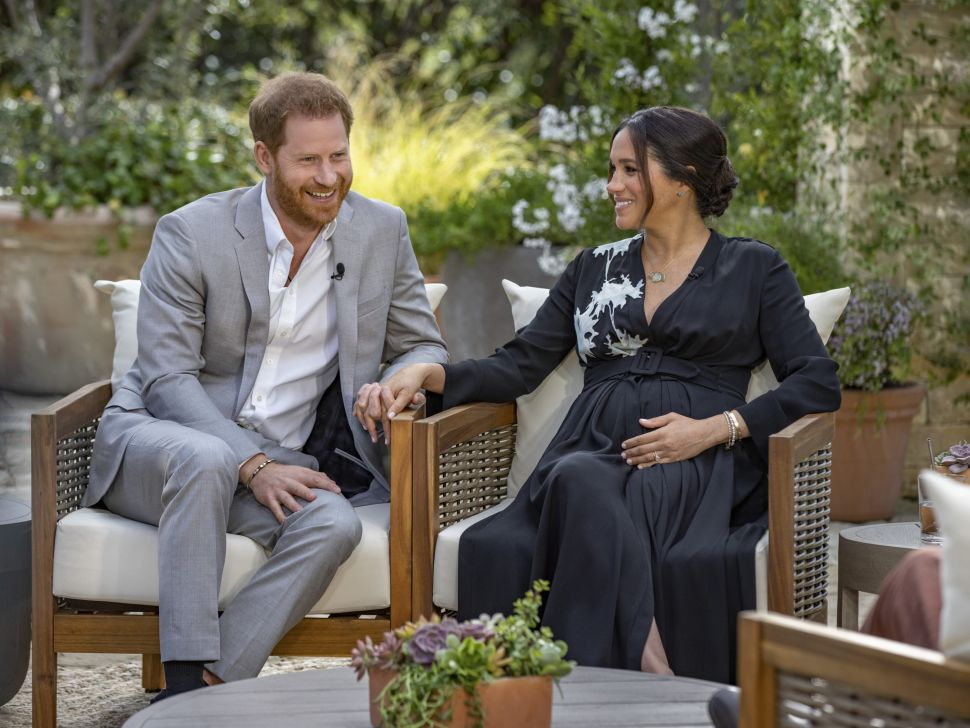 Prince Harry and Meghan Revealed They're Having a Baby Girl in the Sweetest Way