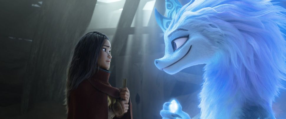 'Raya and the Last Dragon' Is Disney's Best Animated Film Since 'Moana'