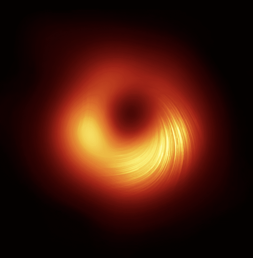 Event Horizon Telescope's New Black Hole Image is Astonishingly Detailed