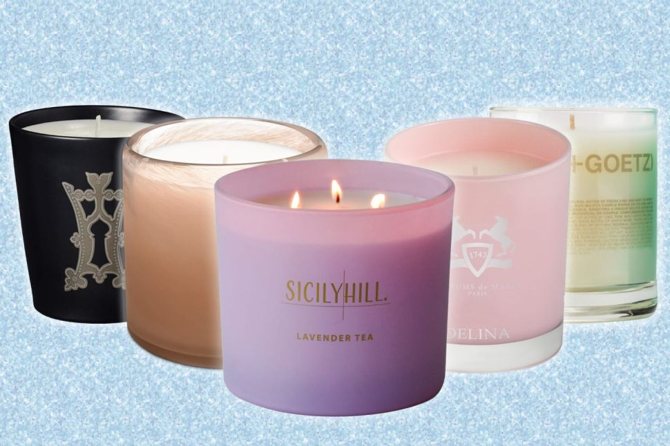 The Best Scented Candles to Light at Home This Spring