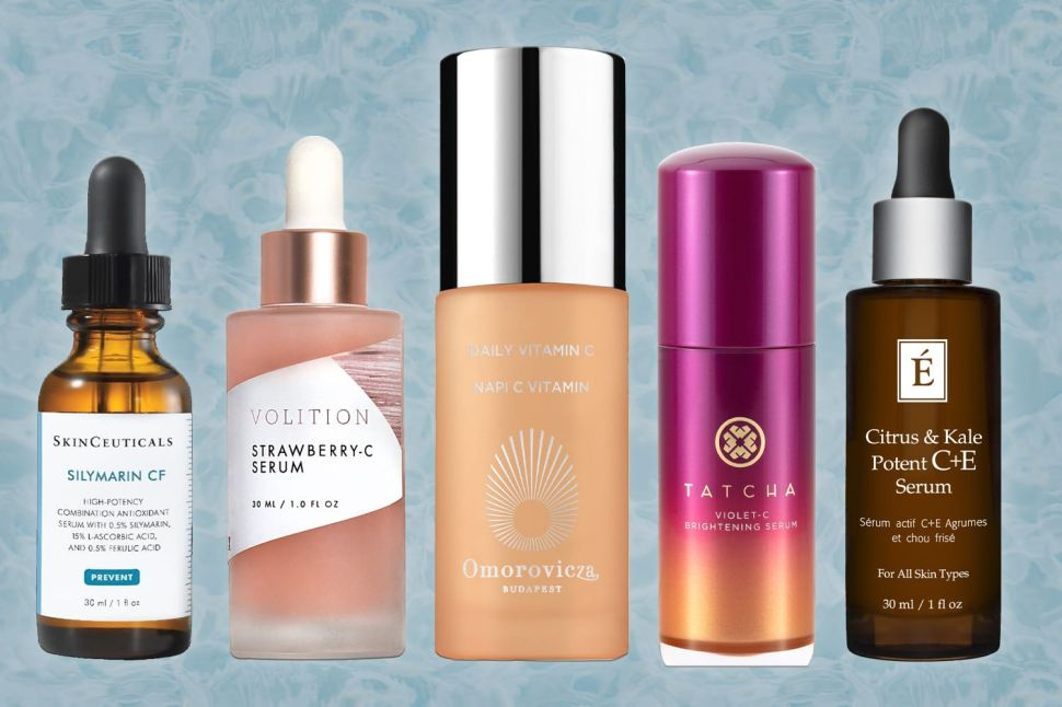The Best Vitamin C Serums for Bright and Glowy Skin