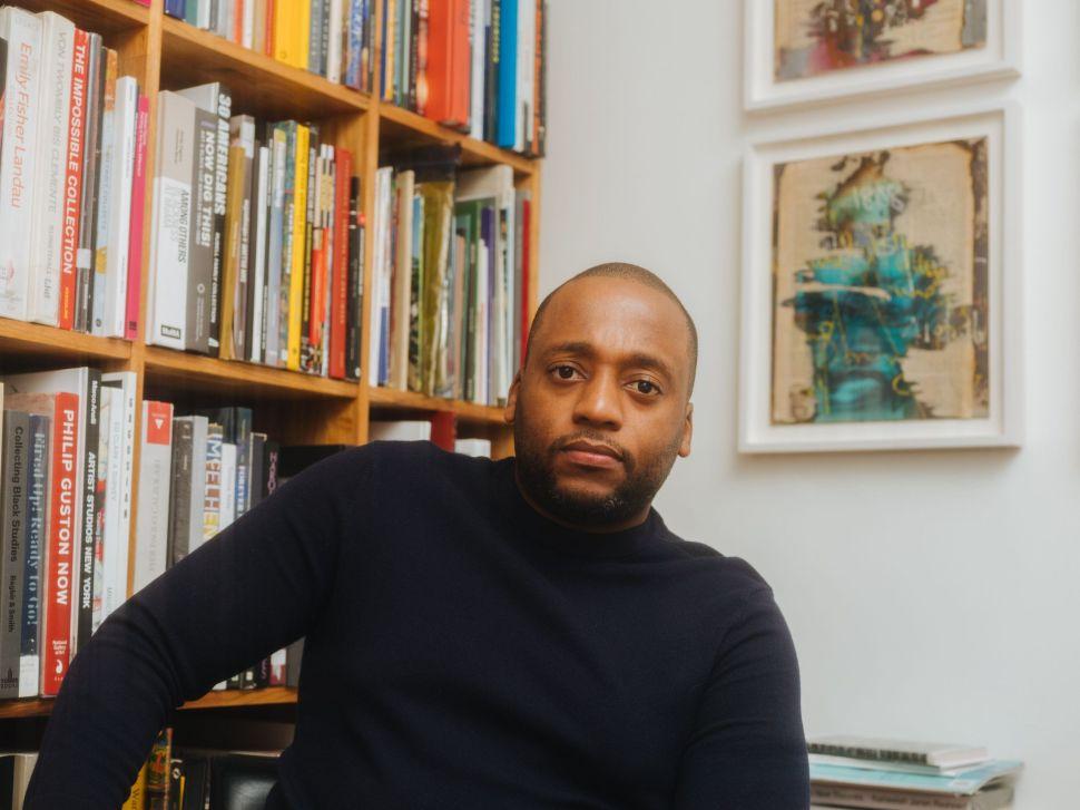 Gardy St. Fleur, Art Advisor to NBA Stars, on Championing New Media and BIPOC Artists
