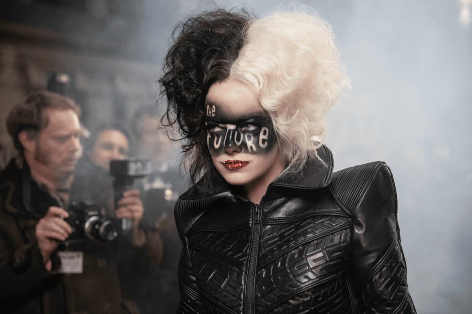 The Dual Identities of Disney's 'Cruella' Marketing
