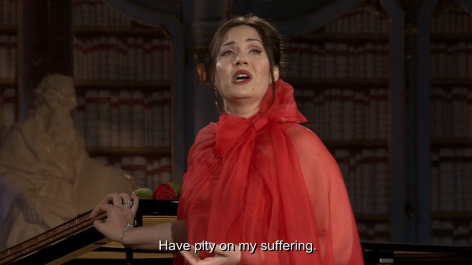 Sonya Yoncheva Dims Metropolitan Opera's 'Stars in Concert' Series