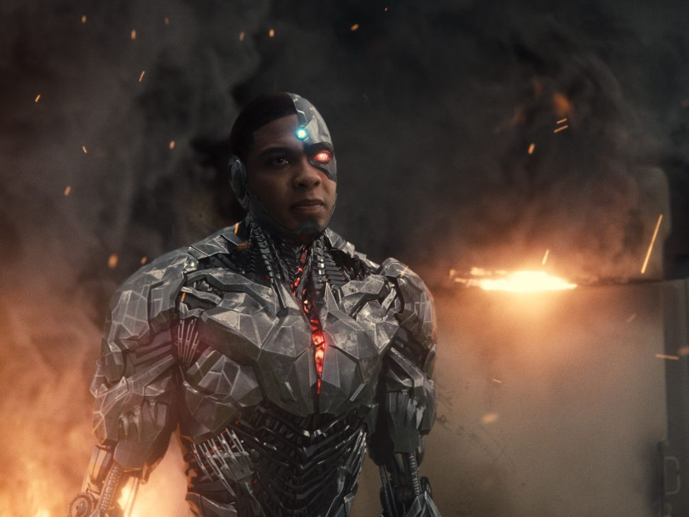 Cyborg Benefits the Most From 'Zack Snyder's Justice League'