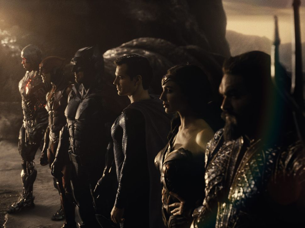 What 'Zack Snyder's Justice League' Actually Does Right