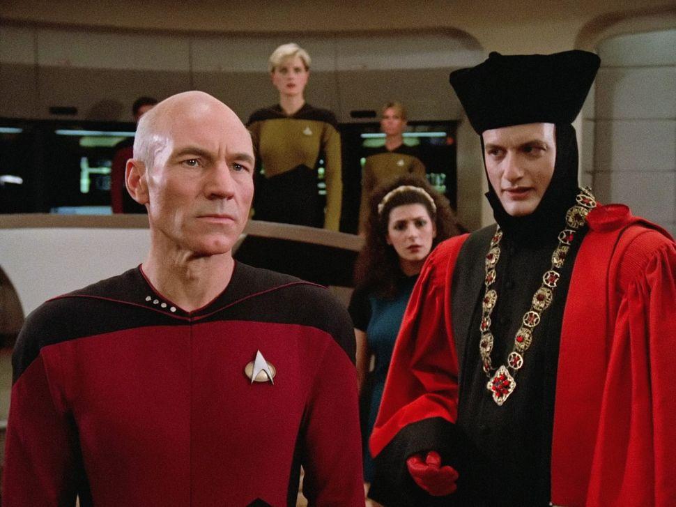 'Star Trek' Producer Explains Why Q Is Returning in 'Picard' Season 2