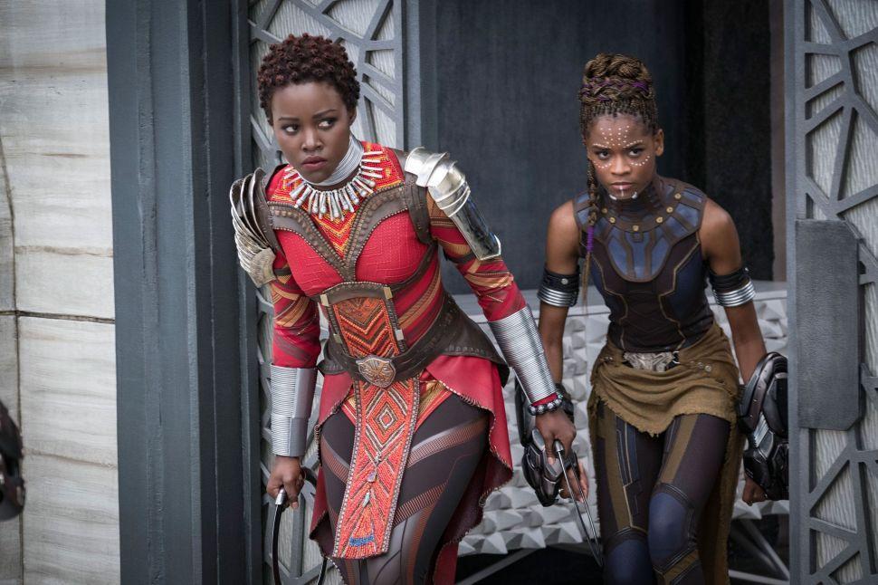 """Lupita Nyong'o Says 'Black Panther 2' Still Feels """"Emotionally Correct"""""""