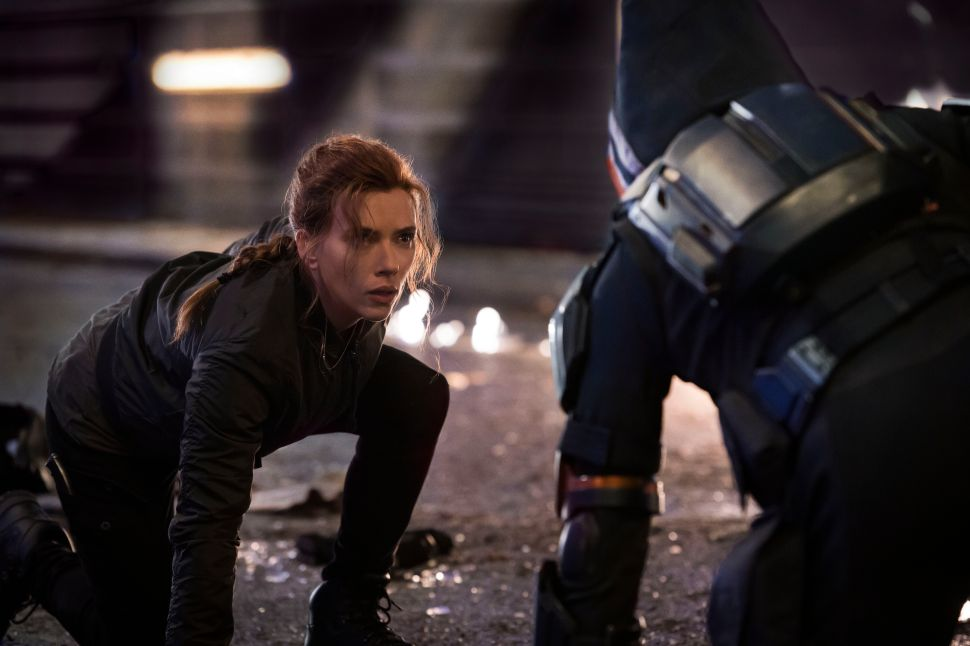 Delaying 'Black Widow' Added an Extra Zero to Its Box Office Forecast