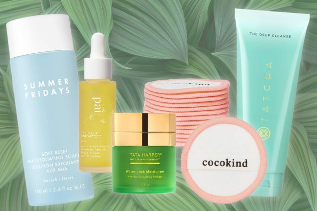 Earth Day sustainable beauty