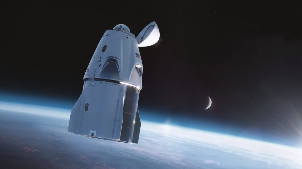SpaceX, Virgin Galactic Unveil Their New Spacecraft for Civilian Missions
