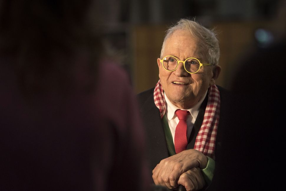 David Hockney is Skeptical About NFTs and Thinks Beeple's Work Looks 'Silly'