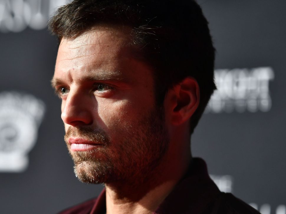 "Sebastian Stan Dared Us to Make This Headline ""Winter Soldier Gets Naked"""