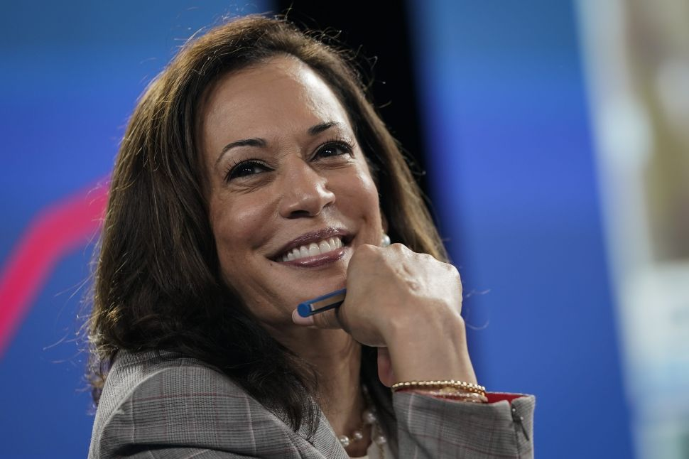 Vice President Kamala Harris Just Listed Her Washington, D.C. Condo for Sale