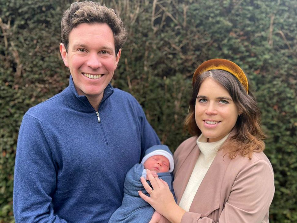 Princess Eugenie and Jack Brooksbank Are Settling Into Family Life at Frogmore Cottage