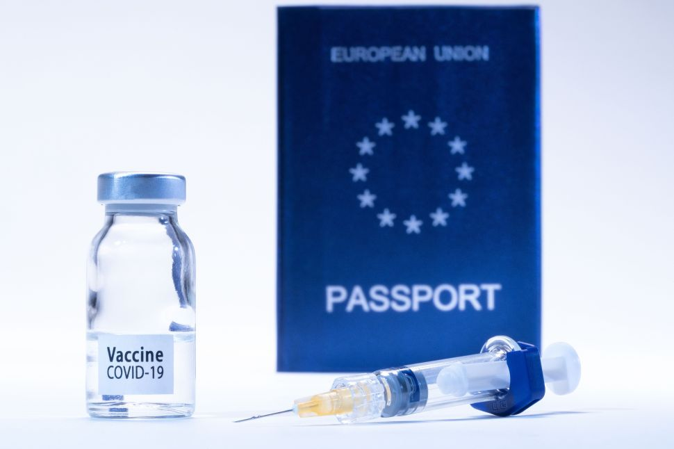 What's the Status on Vaccine Passports? States and Corporations are Scrambling