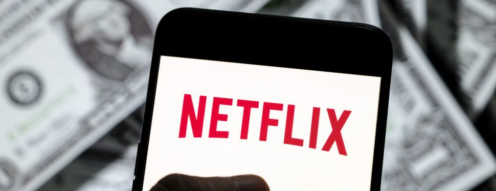Netflix Earnings Stock Share Price