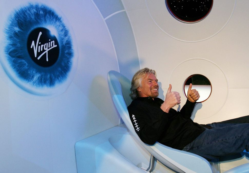 Virgin Galactic Cleared by FAA to Fly Space Tourists—Is Richard Branson the First?