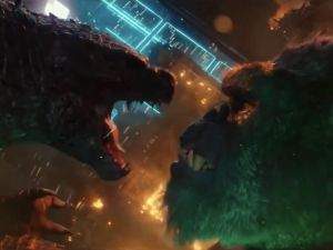 Godzilla vs Kong Box Office MonsterVerse