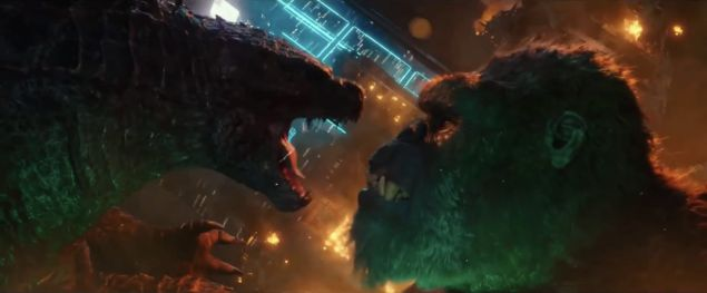 Godzilla vs Kong Box Office MonsterVerse