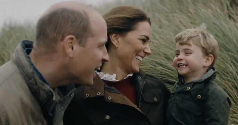 Kate and Prince William Shared a Rare Glimpse into Their Family Life With a New Video