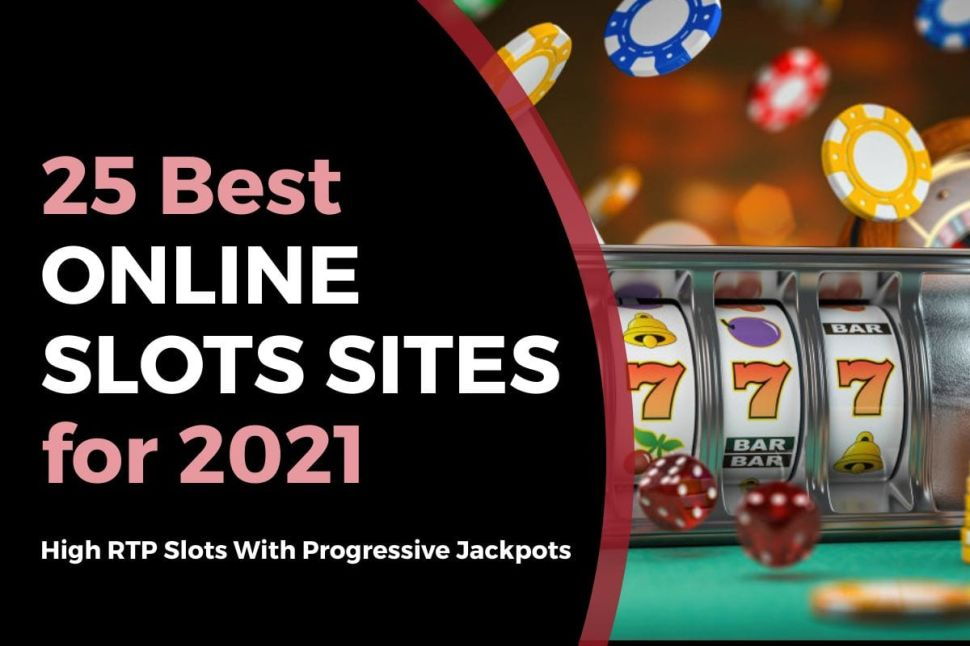 Best Online Slots for Real Money: 25 High RTP Sites With Progressive Jackpots
