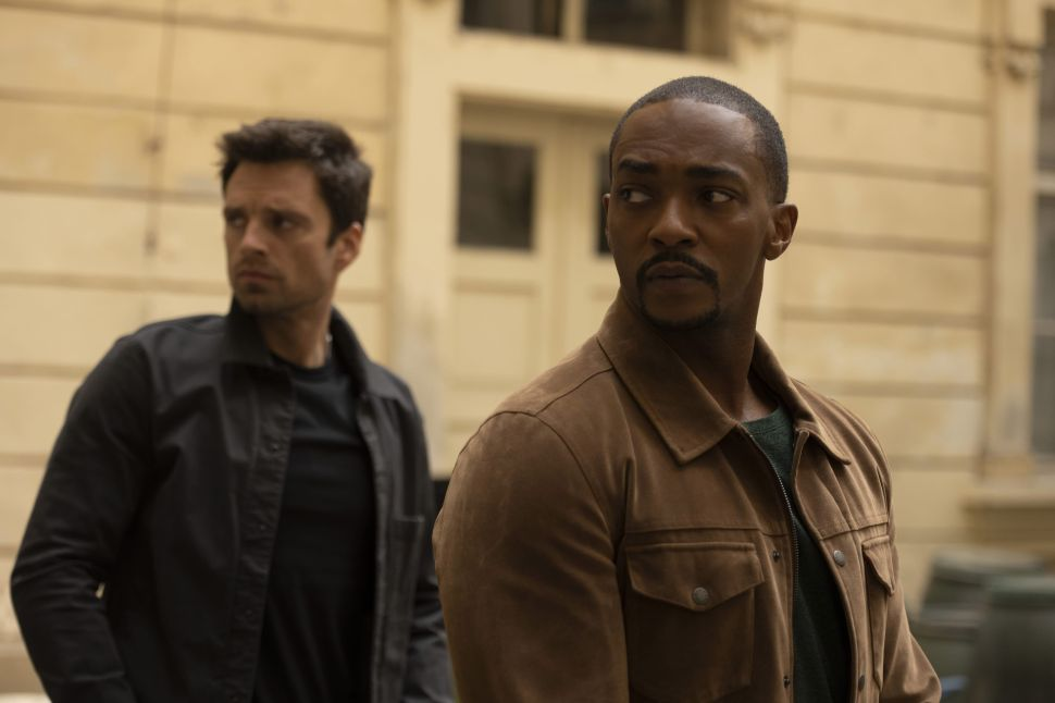 'The Falcon and the Winter Soldier' Is Already Feeling the Marvel Squeeze
