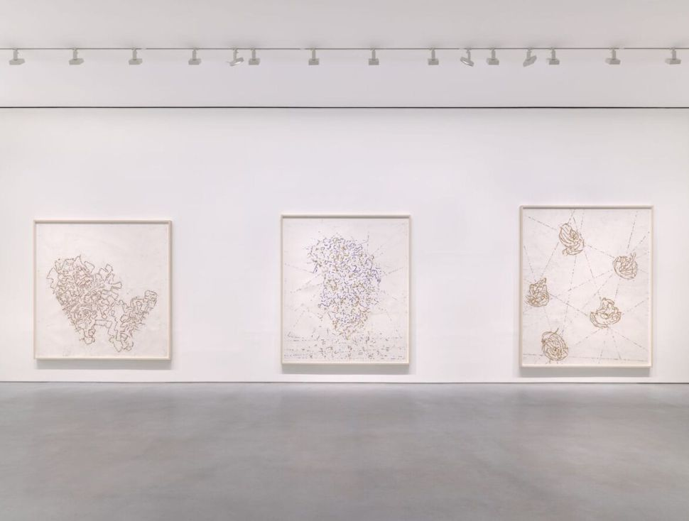 """""""Roni Horn Recent Work"""" Plays With Language That Reflects This Cultural Moment"""