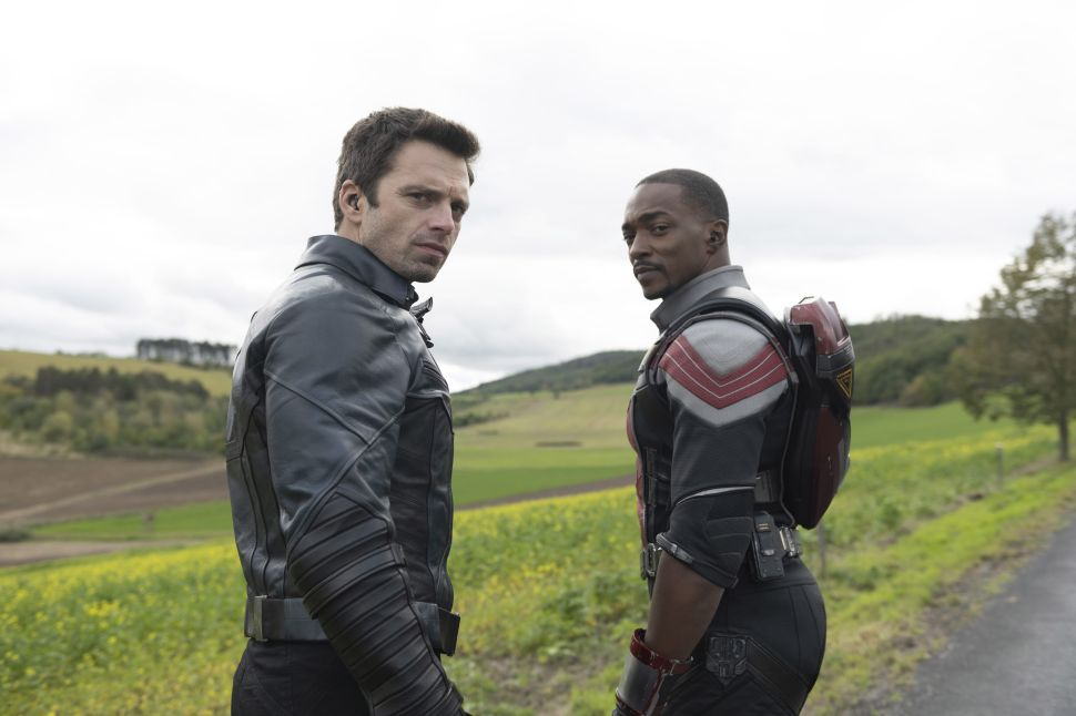 'The Falcon and the Winter Soldier' Questions the Nature of Heroism