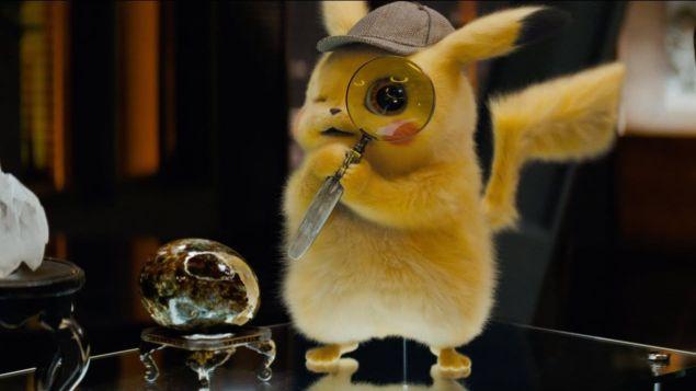 Pokemon Movie Franchise