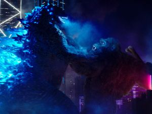 Box Office Disney+ HBO Max Godzilla vs. Kong Mulan