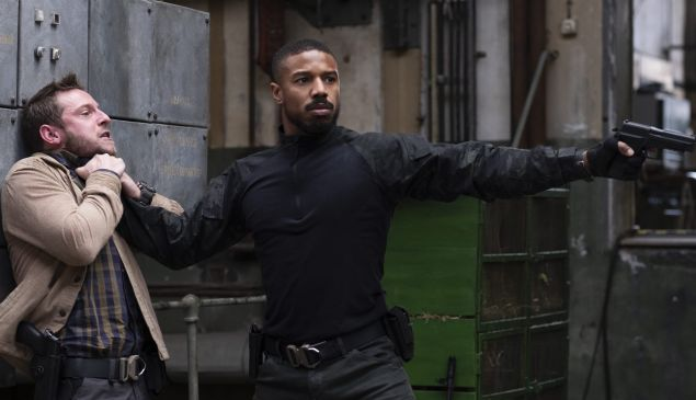 Jamie Bell and Michael B. Jordan star in Tom Clancy's Without Remorse