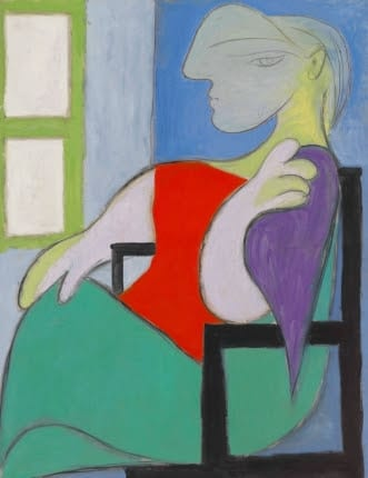 Picasso's Portrait of Muse Marie-Thérèse Walter Is Expected to Sell for $55 Million