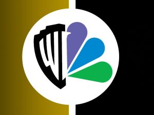 fake warner bros and nbc merger logo