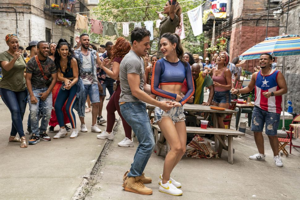 'In the Heights' Lives Up to Its Dream-Like Expectations