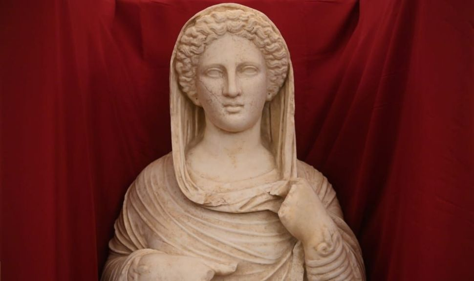 A 2,000 Year Old Looted Statue of a Greek Goddess is Being Returned to Libya