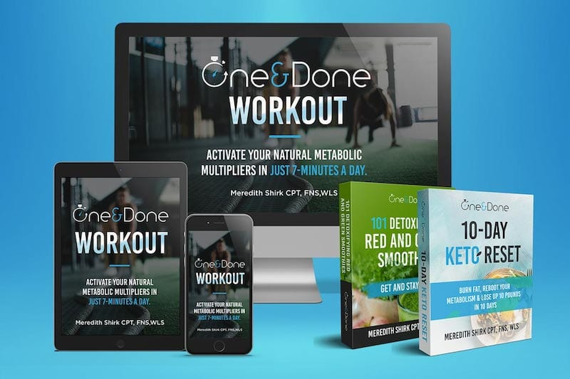 One and Done Workout Reviews: A Legit Way to Lose Weight?
