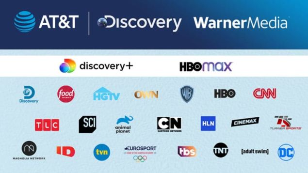 AT&T WarnerMedia Discovery Merger Disney Plus Bundle