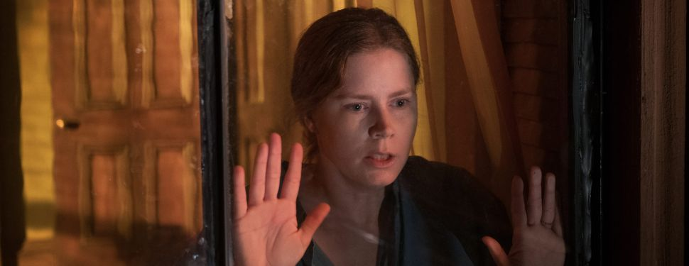 Amy Adams stars in The Woman in the Window