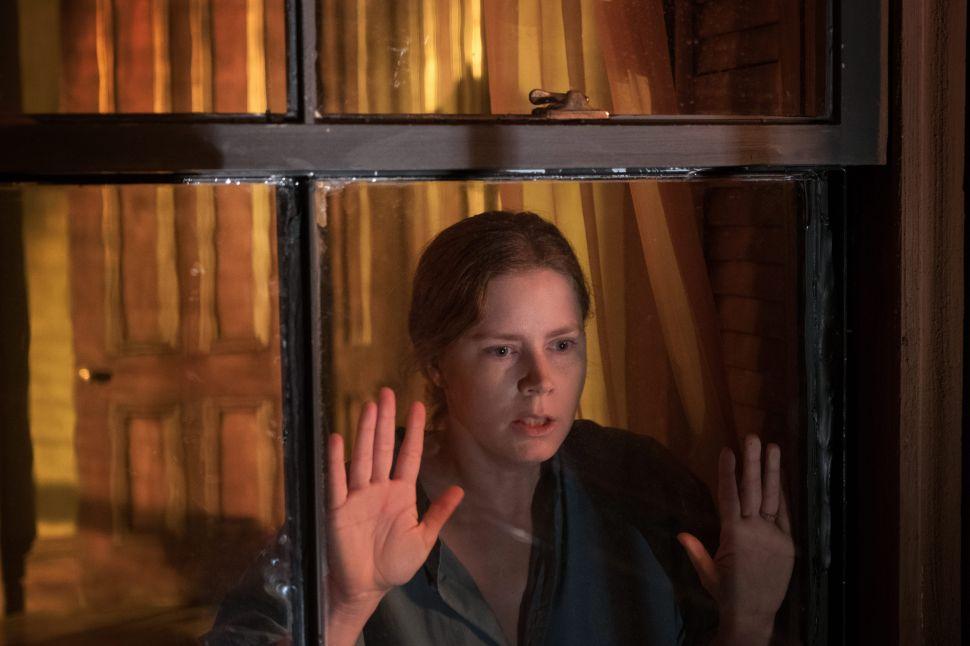 Amy Adams stars in The Woman in the Window