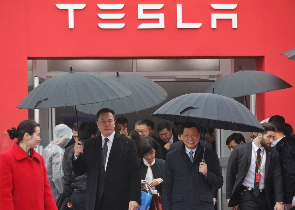 Have Elon Musk's Chinese Fans Fallen Out of Love With Tesla?