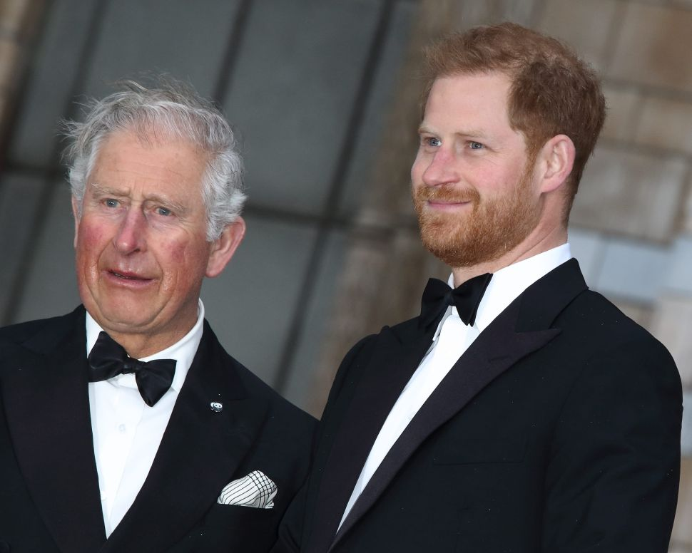 Why Prince Harry and Prince Charles Haven't Fully Reconciled Yet