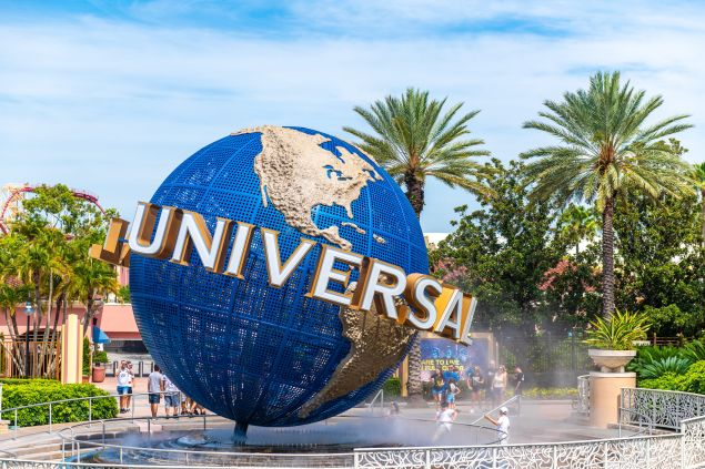Universal Studios Theme Park Ticket Prcies