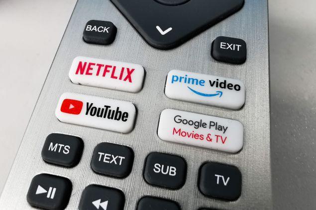 Netflix Amazon Disney HBO Max