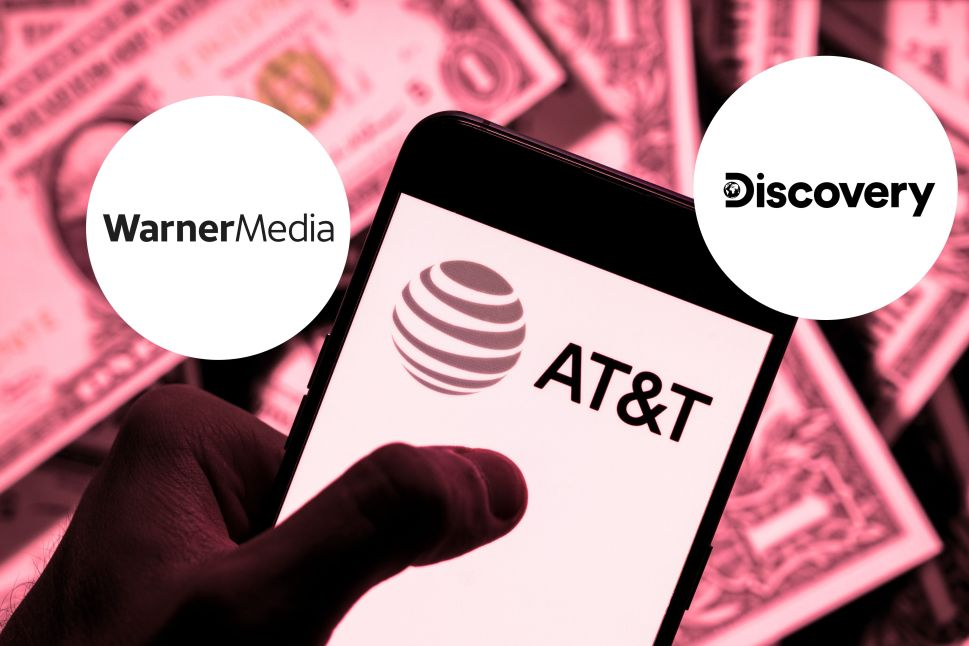 The WarnerMedia-Discovery Merger Is AT&T's Latest Clash of Titans