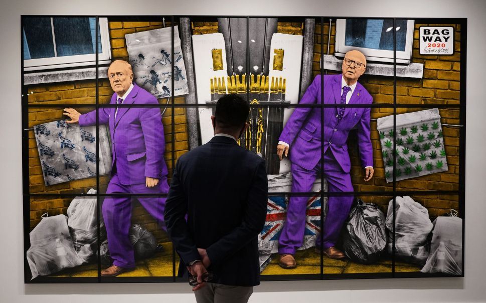 At Frieze New York 2021, Several Booths Sold Out Completely